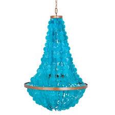 turquoise chandelier turquoise beaded chandelier wayfair