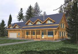 cabin plans with garage 3 bedroom 2 bath log cabin house plan alp 04y2 allplans com