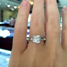 cushion cut engagement rings with halo cushion cut engagement rings no halo raymond jewelers