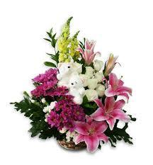 florist ta 15 best flower baskets images on flower baskets