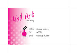 printable art business nail art business cards cool with business card design nail at best
