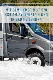 Bad Heilbrunn Reha Mit Dem Hymer Ml T 570 4x4 Am Sylvenstein Und In Bad Heilbrunn