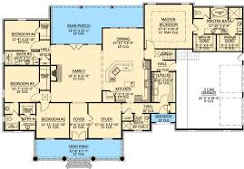 French Cottage Floor Plans Plan 56352sm French Country Home Plan With Bonus Room Southern