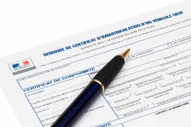 documents mariage comment faire une carte grise suite à changement de nom
