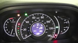honda cr v how to recalibrate and turn off tpms sensor light