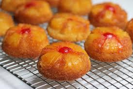 mini pineapple upside down cakes pretty mayhem