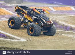 all monster jam trucks new orleans la usa 20th feb 2016 el toro loco monster truck