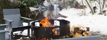 duluth winter village outdoor local winter market at glensheen