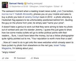 Israel Flag For Sale Sprung Corbyn Not Just Innocent Bystander At Terror Rally