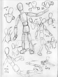 learn to draw useing stickman by westwolf270 on deviantart