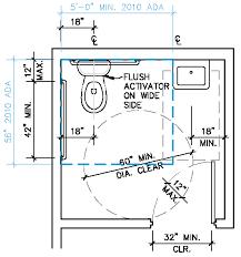 Ada Bathroom Vanity by Single Accomodation Toilet California Ada Compliance Ada Bathroom