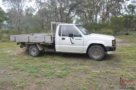mitsubishi 1990 triton std 1990 cab chassis 5 sp manual 2 6l carb in rylstone nsw