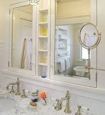 Bathroom Mirrors With Medicine Cabinet by Catchy Bathroom Mirrored Medicine Cabinets On Home Office Inside
