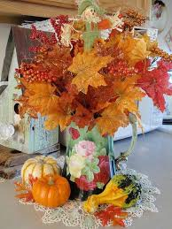 77 easy ways using autumn leaves for fall home décor family