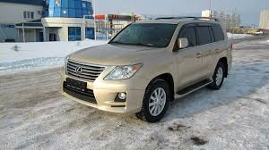 infiniti qx56 vs lexus lx470 2010 lexus lx570 sport package start up engine and in depth