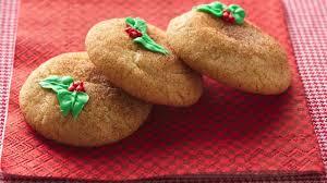 easy christmas snickerdoodles recipe bettycrocker com