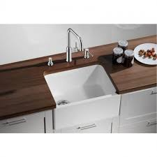 Belfast Sink In Bathroom Blanco Belfast Undermount Ceramic Kitchen Sink Bl468008
