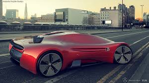 mercedes concept cars apdesign mercedes elk electric concept car