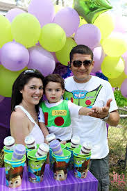 buzz and aliens from toy story birthday party ideas photo 22 of