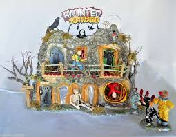 20 dept 56 halloween village ebay christmas village display