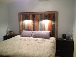 handmade barnwood headboard gage collection by rebarn custom