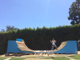 point dume malibu half pipe installation oc ramps