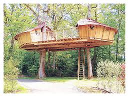 livable treehouse plans free