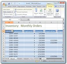 import microsoft access data into excel
