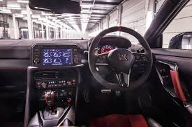 Gtr Nismo Interior 2017 Nissan Gt R Nismo Cars Exclusive Videos And Photos Updates