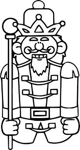 nutcracker coloring pages coloringsuite com