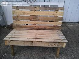 bench made out of pallets tables benches made out of repurposed pallets 1001 pallets