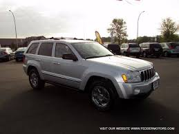 jeep grand website 2006 jeep grand limited 4dr suv 4wd w front side airbags