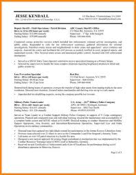 Usa Jobs Resume Format Resume Format In Usa Format