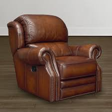 Reclining Leather Chair Rocking Sofa Recliner Tehranmix Decoration
