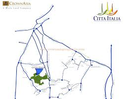 Vicenza Italy Map by Citta Italia Subdivision Bacoor Cavite Crown Asia Properties