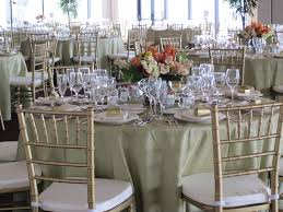 Gold Table Setting by Chiavari Chair Rental Decor Products For Chiavari Chairs Rocket