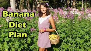 banana diet detox and weight loss plan banana island youtube