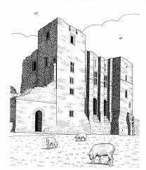 castles games castle coloring book