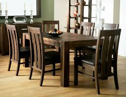 solid oak dining table and 6 chairs dining table walnut dining table and 6 chairs table ideas uk