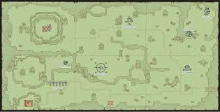 Wind Waker Map Image Lon Lon Meadow Map Png Zeldapedia Fandom Powered By Wikia