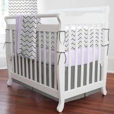 crib bedding sets grey 7pcsset grey crown pattern crib bedding