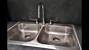 100 kitchen faucet hole size delta foundations single