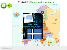 Quiz Flags Of Europe World Countries Capitals Flags Map Puzzles Quiz Android Apps On