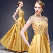 wedding dress brokat dress satin brokat new skirt this season