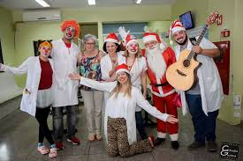 h m si e social grupo de humanização do hmsi realiza ação de natal no hospital
