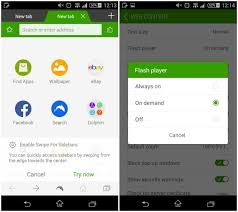android flash browser how to install flash player on android smart phones