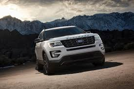 ford explorer 2017 2017 ford explorer xlt sport package interior photos gallery