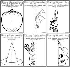 free worksheets symmetrical pattern worksheets ks1 free math