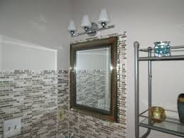 tile bathroom backsplash tile bathroom backsplash blog how to install peel and stick tiles