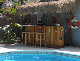 Best  Outdoor Tiki Bar Ideas On Pinterest Tiki Bars Outdoor - Tiki backyard designs